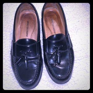 Johnston & Murphy tassel dress shoes